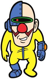 Dr. Crygor WarioWare Mega Microgames
