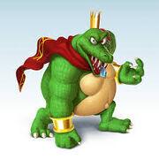 King K Rool Smash Bros
