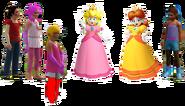 Princesses i
