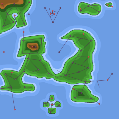 PDT Map
