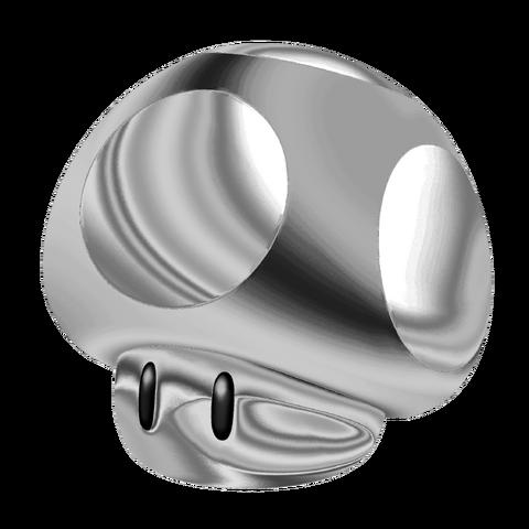 File:Metal Mushroom SM3DW.png
