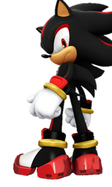 Shadow the hedgehog by 9029561-d6hishg