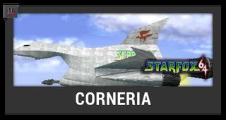 ACL -- Super Smash Bros. Switch stage box - Corneria