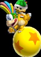 Lemmy Koopa Shell