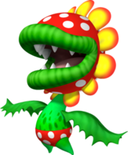 Petey Piranha, Smash Bros