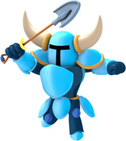 Shovel knight render by mrthatkidalex24-d9al7vt