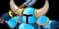 Smashed/Shovel Knight