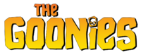The Goonies 1985 logo