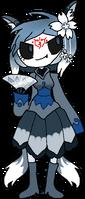 Haru Kitsune White