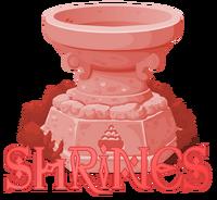 Shrines Logo