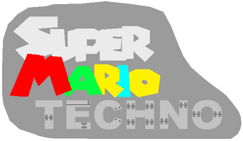 SuperMarioTechnoLogo