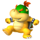 Baby Bowser by T0M.V.12