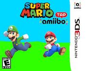 Super Mario amiibo Tap Box Art