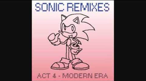 16 - Aquatic Base is Mine! - Sonic Remixes Act 4 - Modern Era