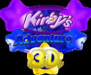Kirby'sAdventure3DMostPossiblyFinalLogo