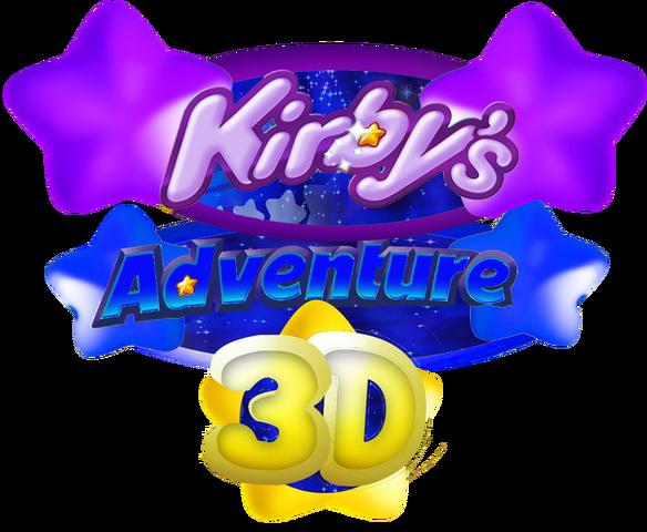 File:Kirby'sAdventure3DMostPossiblyFinalLogo.png