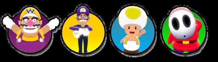 SWBU Icons