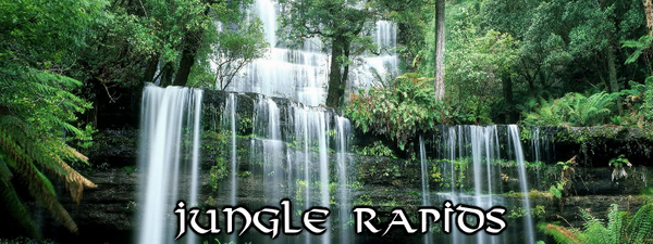 CeR Jungle Rapids