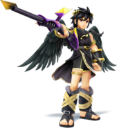 Dark Pit Smash Bros