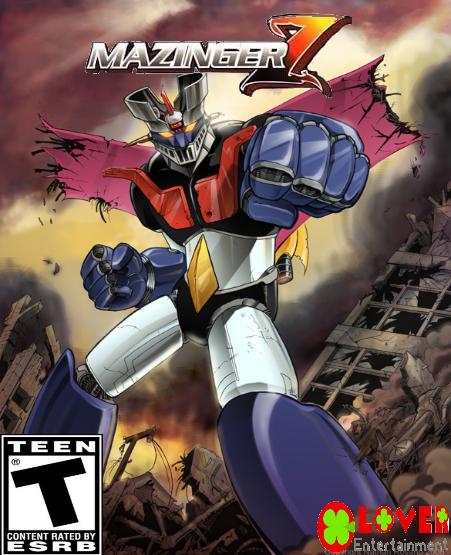 Mazinger Z 2013 Game Fantendo Nintendo Fanon Wiki