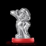 Amiibo SilverMario