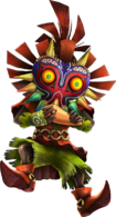 HWL Skull Kid Ocarina