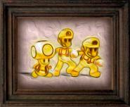 LM3 Portrait - Golden Warriors