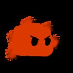 AngrieTheFireBlob
