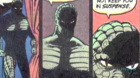 Supervillain Origins Killer Croc-0