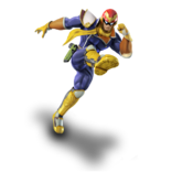 Captain Falcon Icon SSB5