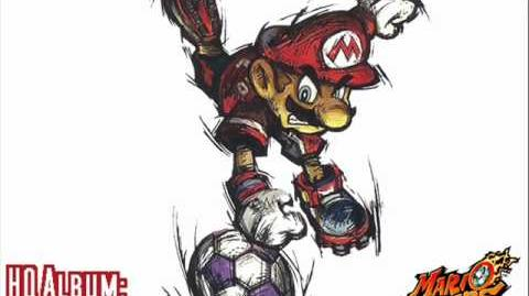 HQ Album Mario's Theme - Mario Strikers Charged Football
