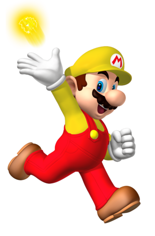 File:Electric Mario.png