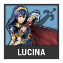 ACL -- Super Smash Bros. Switch character box - Lucina