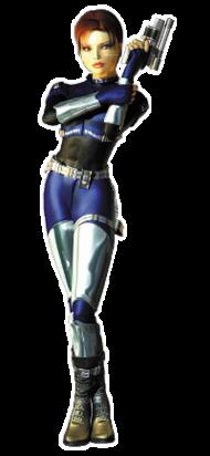 Joanna dark N64 render