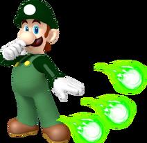 Piranha Luigi
