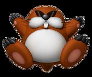 Mega Mole SMW3D