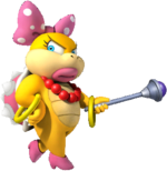 Wendy O. Koopa without tail