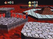 SM64Beta Lethal Lava Land