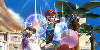 Mario Tornado (SSB Mania)