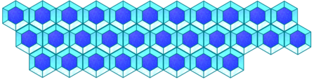 Reinforced Honeycombs