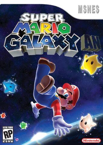 File:Super Mario Galaxian Box Art.jpg