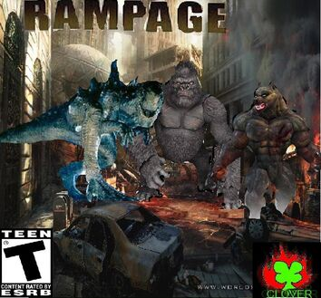 Rampage cover