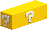 Rectangular Question Block