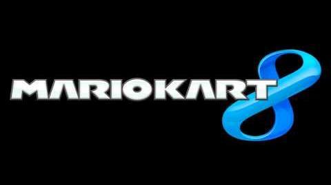 SNES Rainbow Road (Mario Kart 8)