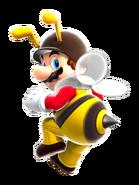 Full Bee Mario SMG
