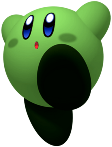 File:Green Kirby.png