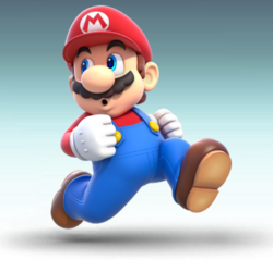 Force Mario