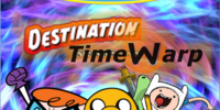 Destination Timewarp: An Adventure Time/Dexter's Laboratory Crossover