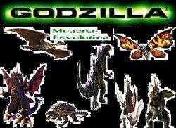Godzilla Monster Revolution