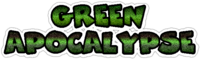 Green Apocalypse Apocalypse Hulk Logo
